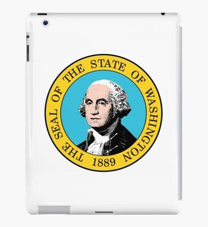 Washington State iPad Case/Skin