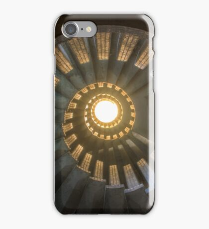 Abandoned Stairs iPhone Case/Skin