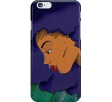 Storm Hair Colour iPhone Case/Skin