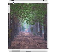 Wind in the Pines iPad Case/Skin
