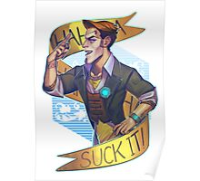 Suck It! Poster