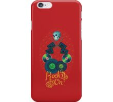 Groovin' Right Along iPhone Case/Skin