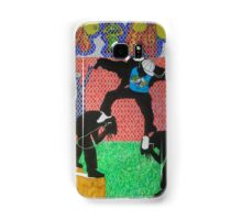 Musical Escape Samsung Galaxy Case/Skin