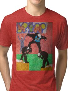 Musical Escape Tri-blend T-Shirt