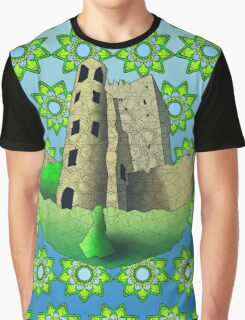Blarney Castle Graphic T-Shirt