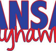 Kansas University by taliafaigen