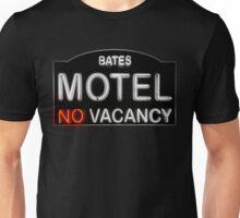 Bates Motel Sign Unisex T-Shirt