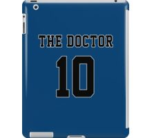 The Doctor - 10 iPad Case/Skin
