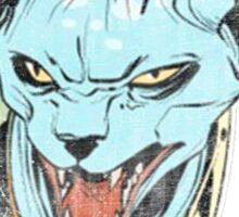 Saga - Lying Cat Sticker