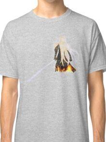 Final Fantasy VII(7) - Typography Design Classic T-Shirt