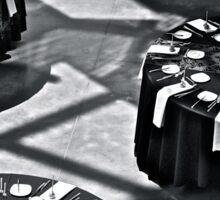 Black Tie Affair Sticker