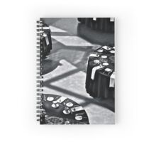 Black Tie Affair Spiral Notebook