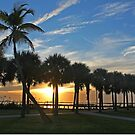riverwalk sunrises from ft pierce by cliffordc1