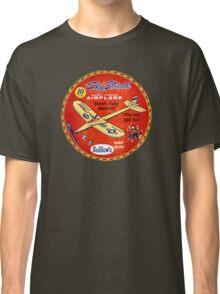 Sky Streak Balsa gliders- Fun Classic T-Shirt