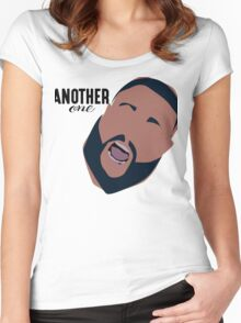 DJ khaled Another One Women's Fitted Scoop T-Shirt