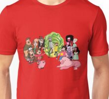 Rick and Morty Gravity Universe! Unisex T-Shirt