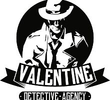 Valentine Detective Agency by Grimmsever
