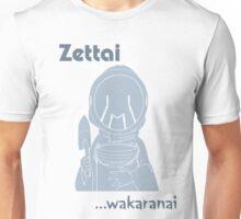 Anime and manga - zettai wakaranai Unisex T-Shirt