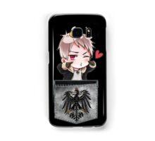 Prussia Pocket Chibi Samsung Galaxy Case/Skin