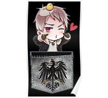 Prussia Pocket Chibi Poster