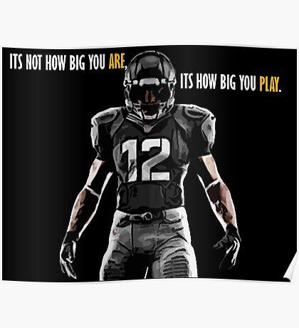 Football Motivation Poster