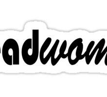 #readwomen Sticker