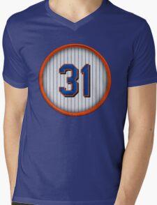 31 - Piazza Mens V-Neck T-Shirt