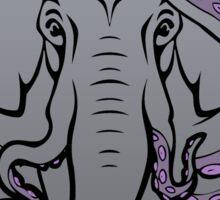 Octophant Sticker