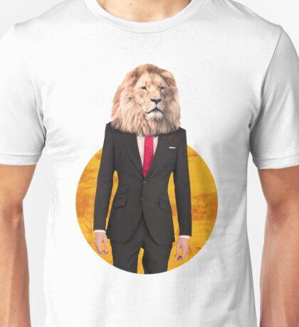 Mr Lion Unisex T-Shirt