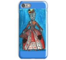 Madame(Best ff viewed larger) iPhone Case/Skin