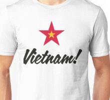 A star for Vietnam Unisex T-Shirt