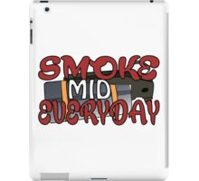 Smoke Mid Everyday iPad Case/Skin