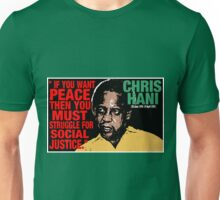 CHRIS HANI Unisex T-Shirt