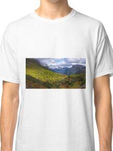 Glacier Storm Classic T-Shirt