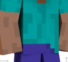 Minecraft Steve Sticker