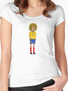 El  Pibe Women's Fitted Scoop T-Shirt