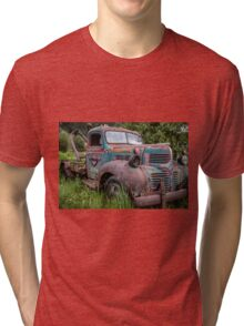 Dodge Tow Truck Tri-blend T-Shirt