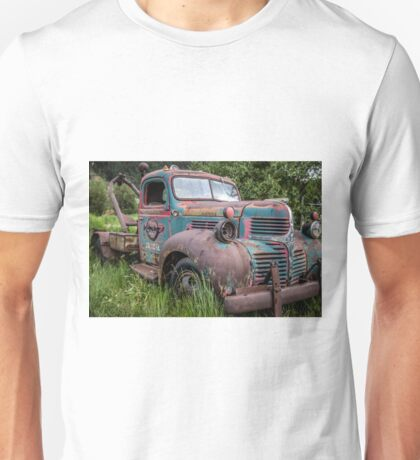 Dodge Tow Truck Unisex T-Shirt