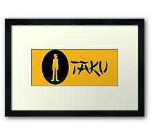Otaku Death the Kid - Soul Eater Framed Print