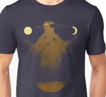 Crow Moon Shaman Unisex T-Shirt