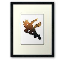 Fox Galaxy Framed Print