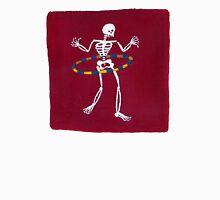 Hula Hooping Mens V-Neck T-Shirt