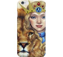 Leo Girl iPhone Case/Skin