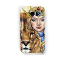 Leo Girl Samsung Galaxy Case/Skin