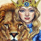 Leo Girl by tanyabond