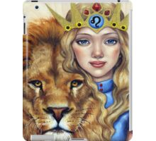 Leo Girl iPad Case/Skin