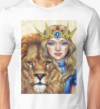 Leo Girl Unisex T-Shirt