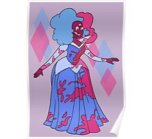 Cotton Candy Princess Poster
