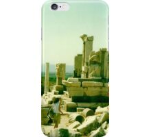 EPHESUS - LATE 1980s iPhone Case/Skin