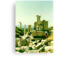 EPHESUS - LATE 1980s Canvas Print